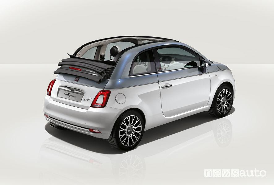 Fiat 500 Collezione Arriva In Concessionaria Newsauto It