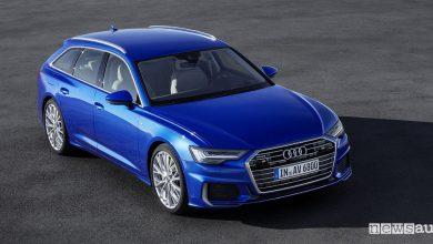 Photo of Nuova Audi A6 Avant