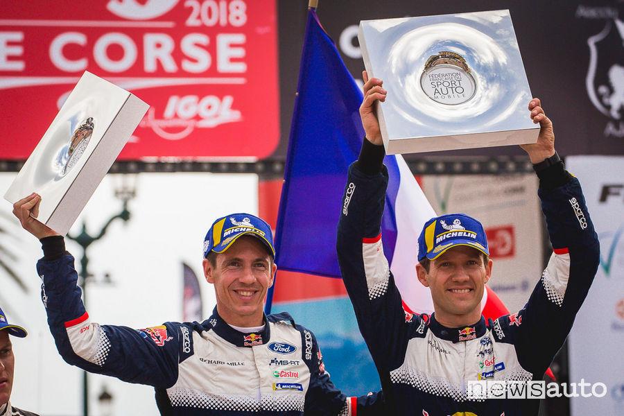 WRC 2018 Tour de Corse