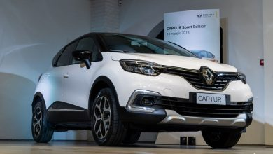 Photo of Renault Captur nuova gamma Sport Edition