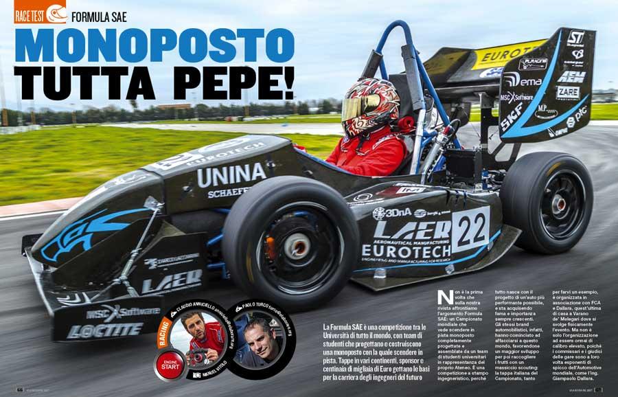 Formula SAE futuro del motorsport