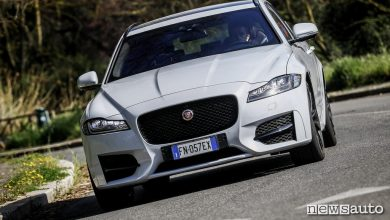 Photo of Jaguar XF Sportbrake 25d la prova