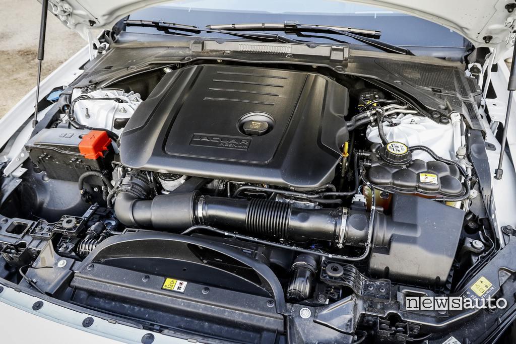 Jaguar xf sportbrake motore