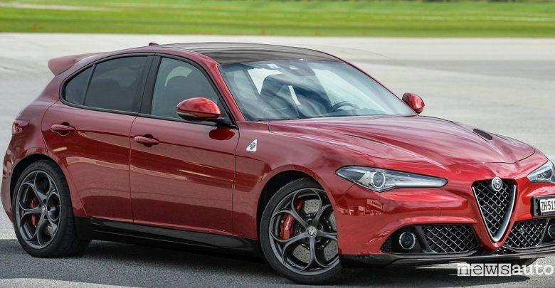 Nuova Alfa Romeo Giulietta 2019 Come Sara Newsauto It