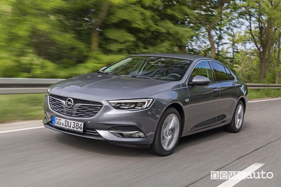 Opel Insignia diesel Euro 6d Temp