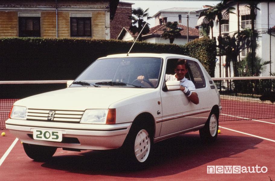 Peugeot 205 Lacoste