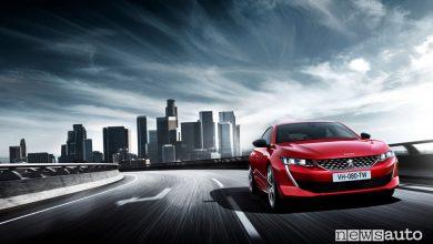Photo of Auto aziendali Groupe PSA al Company Car Drive