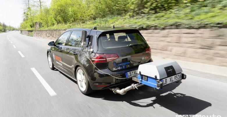 tecnologia diesel Bosch omologazione WLTP RDE