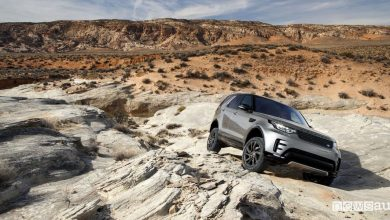 Guida autonoma in off road con Jaguar Land Rover