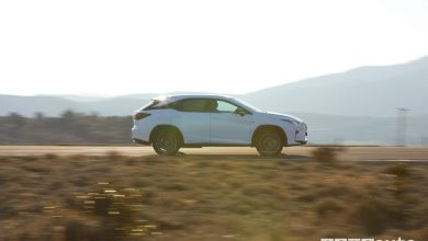 Photo of Lexus RX L nuovo SUV sette posti