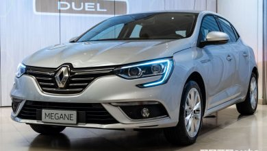 Photo of Renault Megane Duel e Duel²