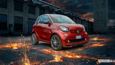 Photo of L'ultima smart Brabus Xtreme