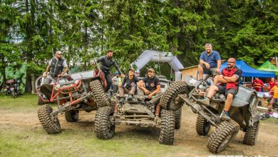 Photo of Gara estrema 4×4 Transsylvania Trophy