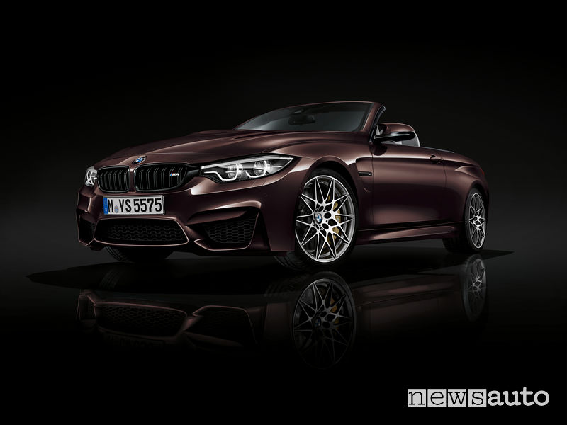 Auto Cabrio 2018 BMW M4 Cabrio