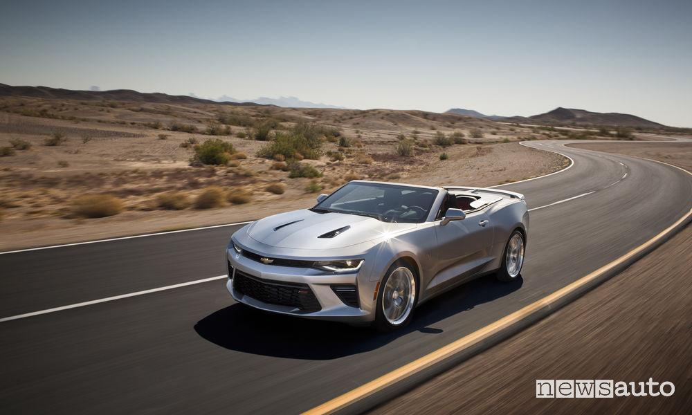 Auto cabrio ustae 2018 Chevrolet Camaro Convertible