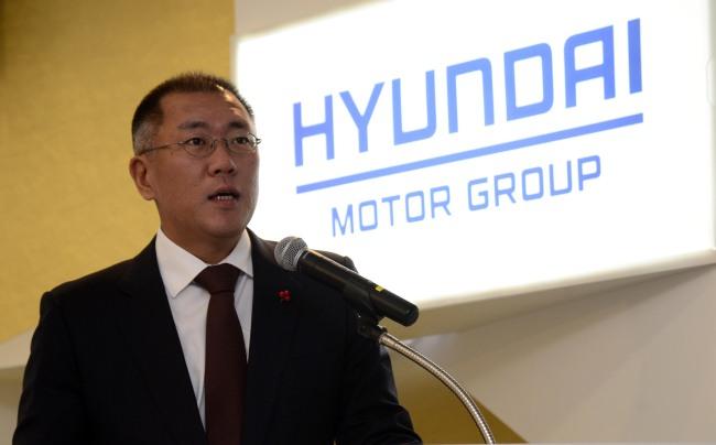 Euisun Chung Vice Chairman di Hyundai Motor Company