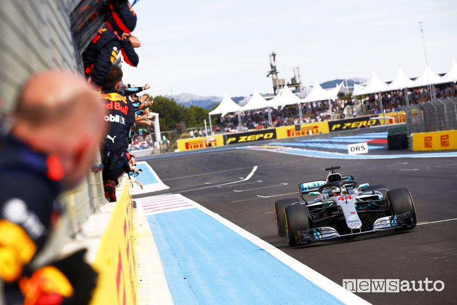Orari Gp Francia F1 2019