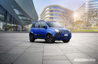Vendite auto novembre 2018 Fiat Panda Waze