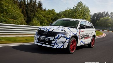 Photo of VIDEO Record Nurburgring Skoda Kodiaq RS 240 CV