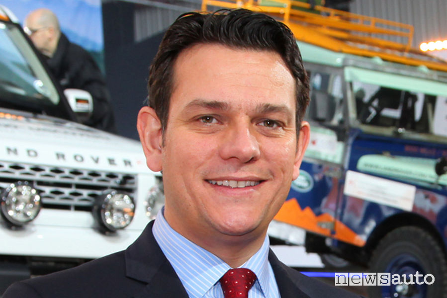 Mark Cameron, Director of Experiential Marketing di Jaguar Land Rover