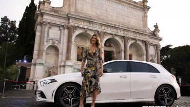 Photo of Mercedes Classe A MBUX a Roma