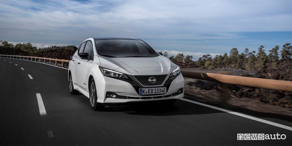 10 auto elettriche più vendute in Italia Ricarica wireless auto elettriche in movimento