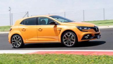 Photo of Renault Mégane R.S. 2018, la prova in pista a Vallelunga