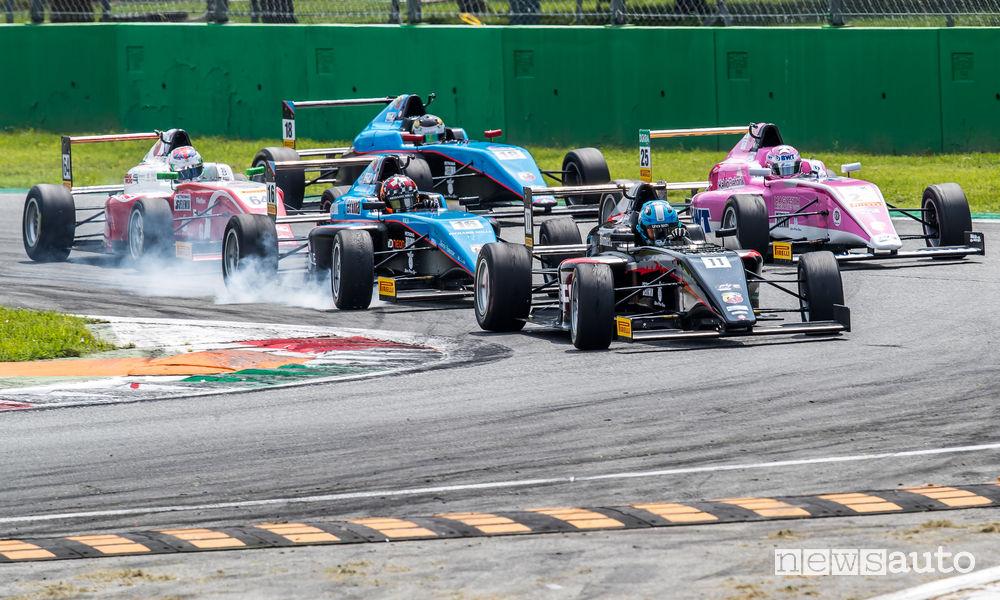 ACI Racing Weekend Monza 2018