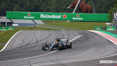 Photo of Orari Gp Austria F1, diretta SKY e differita TV8