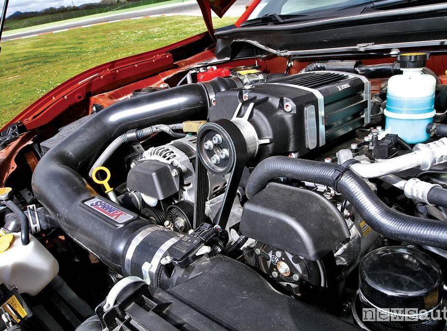 Turbo 400 trasmissione hook up