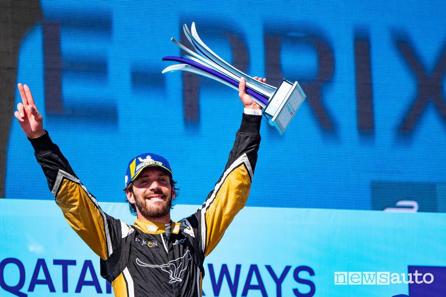 Campione del Mondo Formula E 2018