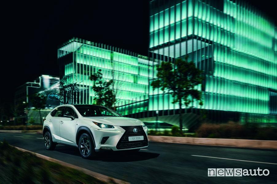 10 auto ibride più vendute in Italia Lexus NX Hybrid Special Edition Sport