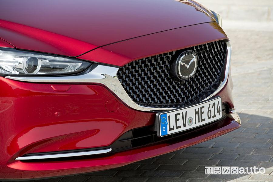 Mazda6 Wagon Soul Red Crystal