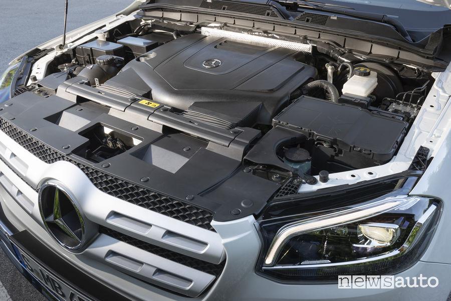 Mercedes Classe X V6 350 d