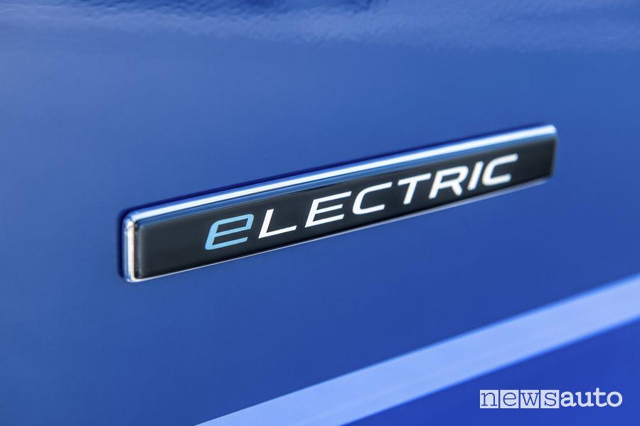logo Mercedes eSprinter electric