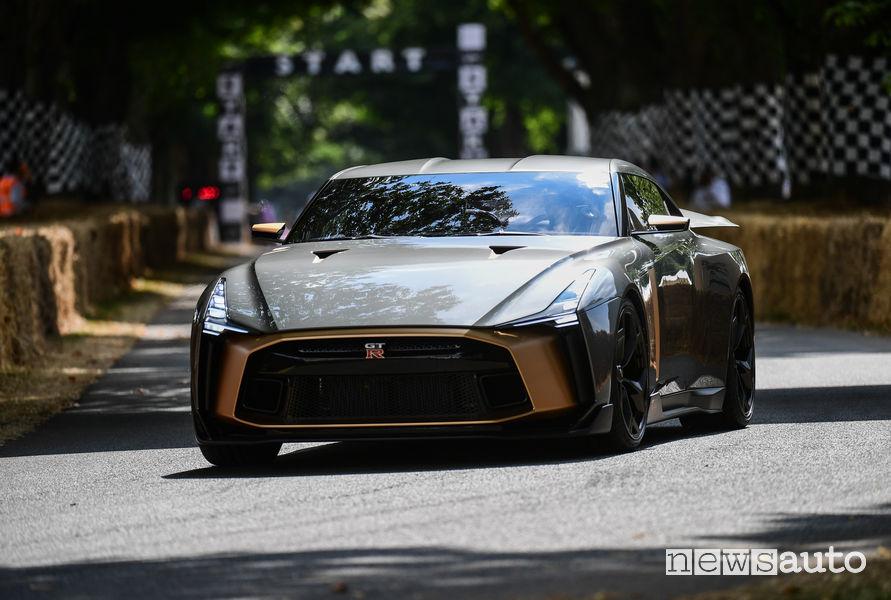 Nissan GT-R Italdesign al Goodwood Festival 2018