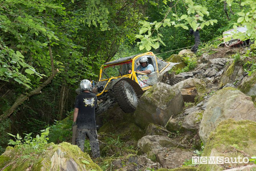 Rainforest 2018 South Europe nel Friuli