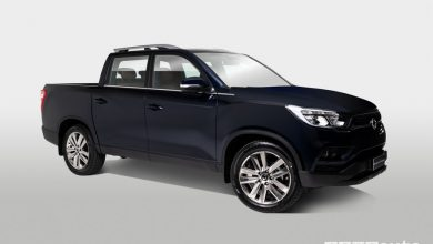 SsangYong Rexton pick-up 2019