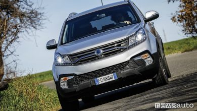 Photo of Ssangyong Korando, AWD la prova 4×4
