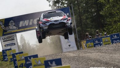 WRC 2018 Rally di Finlandia, Toyota Yaris WRC Tanak