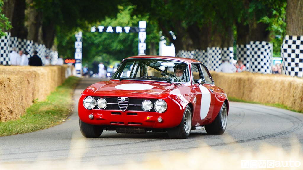 auto storiche da corsa