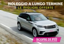 Auto Noleggio lungo termine Range Rover offerta lavoro