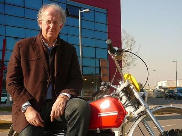 Mario Baccaglini, patron Auto e Moto d'Epoca 2018