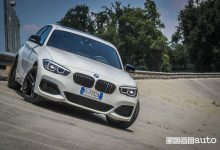 Vista frontale BMW Serie 1 M Power Edition