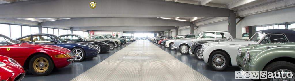 bollo auto storiche ventennali veneto classic car garage