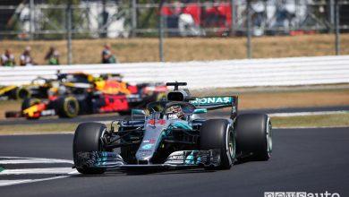 Qualifiche F1 Gp Gran Bretagna 2018 griglia di partenza