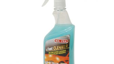 Photo of Come pulire l'auto, con Fast Cleaner di Ma-fra carrozzeria e vetri