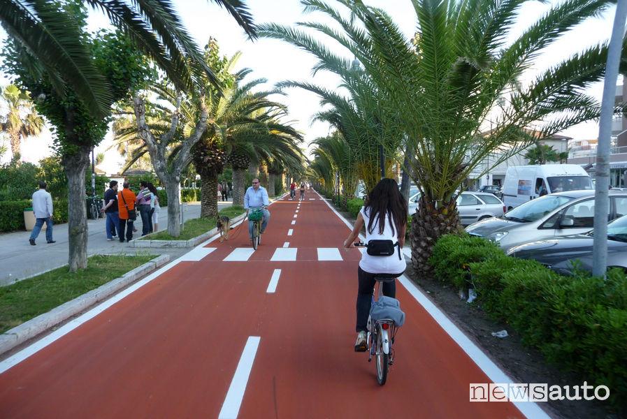 Nuovo codice della strada ciclisti