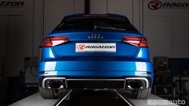 Photo of Impianto di scarico per Audi RS 3 by Ragazzon