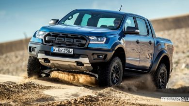 Photo of Ford Ranger Raptor, pick-up alte prestazioni